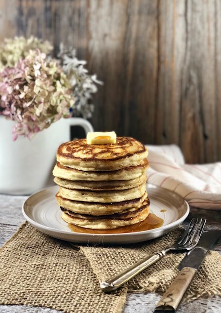 Farmhouse Pancakes